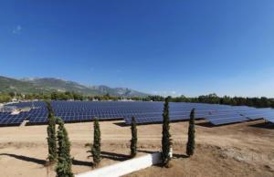 Φωτοβολταϊκό Πάρκο 2 MW από την ΕΥΔΑΠ