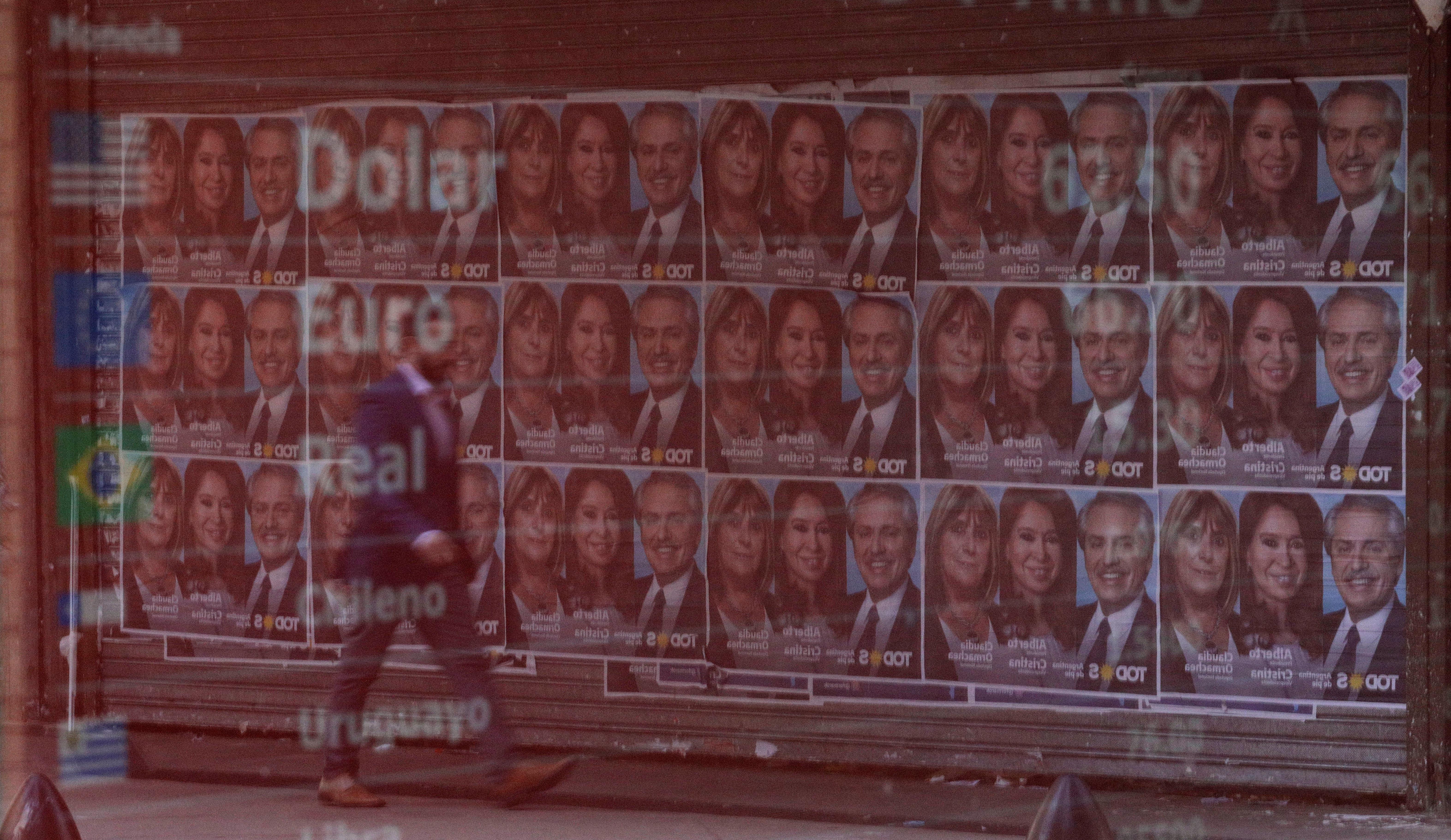 Εκλογές στην Αργεντινή: Φαβορί ο Αλμπέρτο Φερνάντες