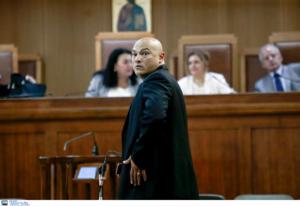 Απολογία Γερμενή στη Δίκη Χρυσής Αυγής: Δεν του άρεσαν οι ερωτήσεις της προέδρου