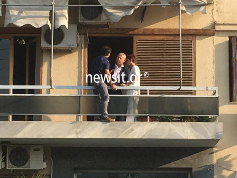 Γλυφάδα: Εργαζόμενος του ΕΚΑΒ απείλησε να πέσει στο κενό!