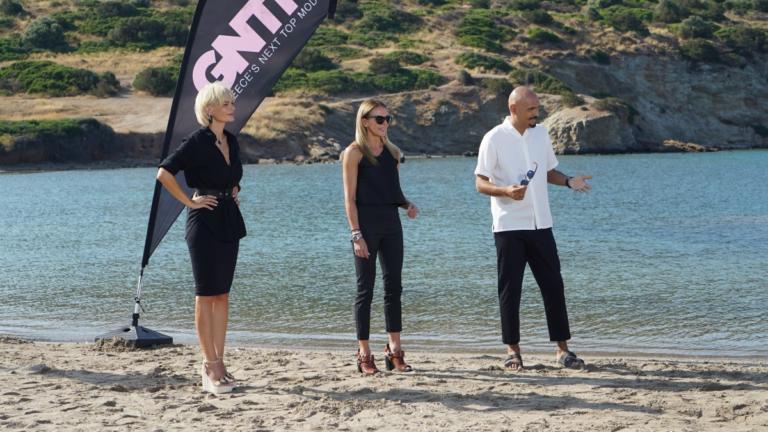 Ποια θα αποχωρήσει απόψε από το Greece's Next Top Model;