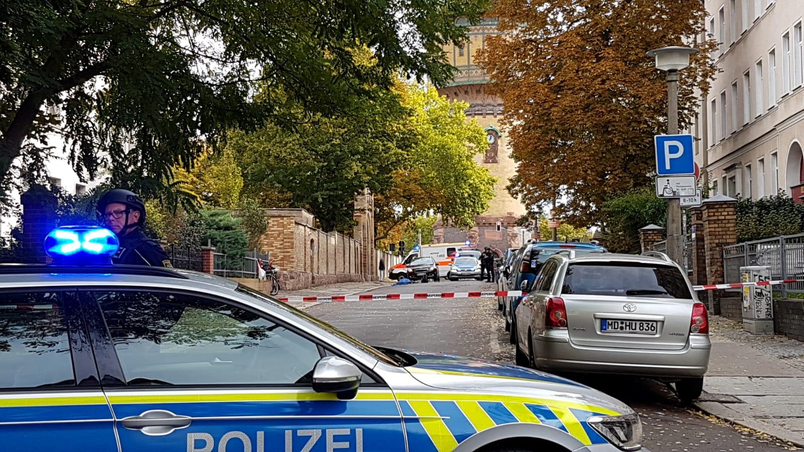 Γερμανία: Πυροβολισμοί σε συναγωγή – Πληροφορίες για νεκρούς