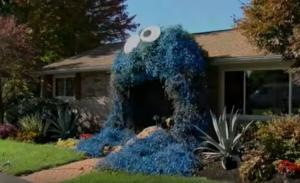 Όταν το Sesame Street «συνάντησε» το Halloween – video