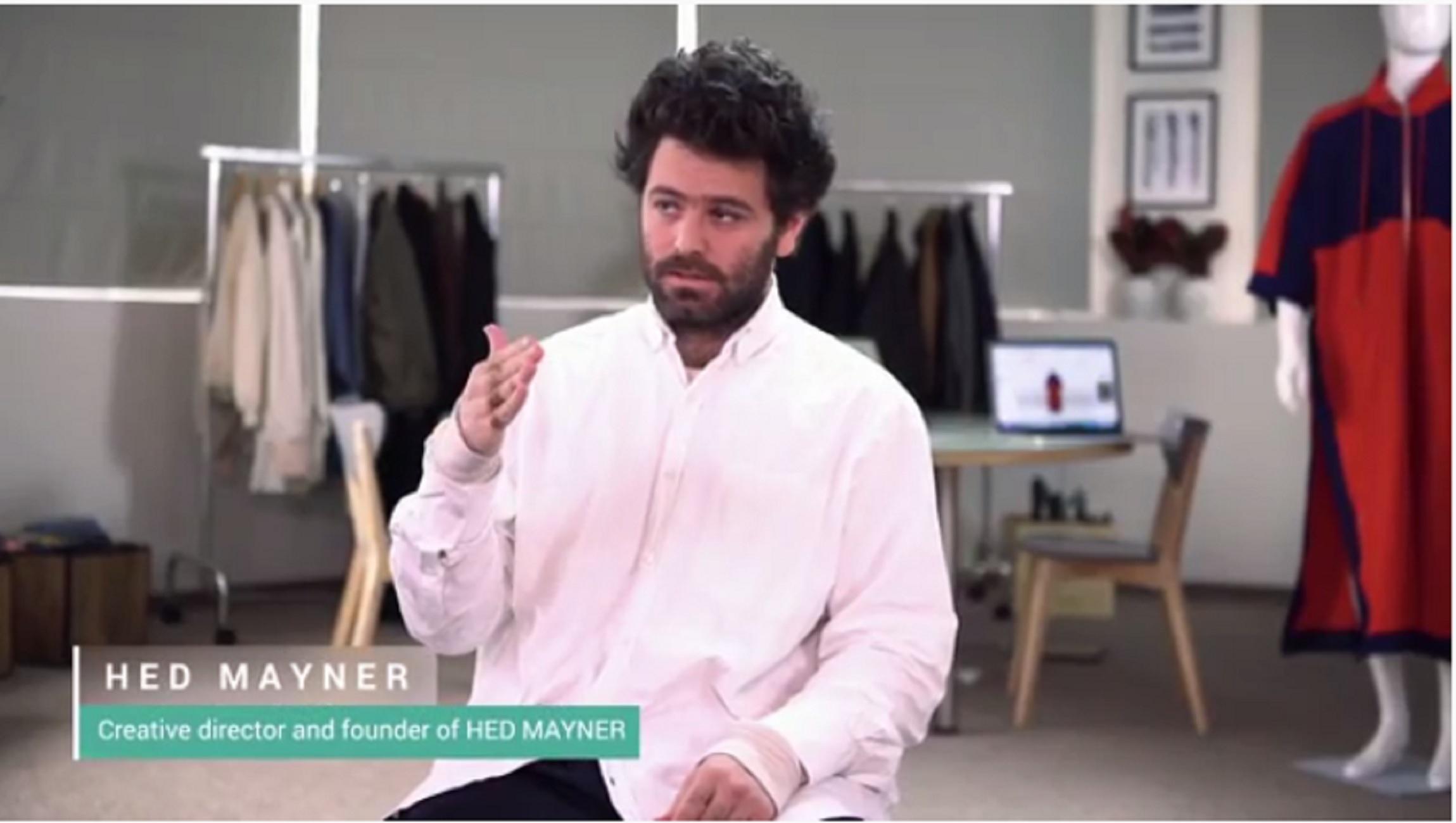 Στον Hed Mayner το Karl Lagerfeld Prize
