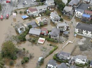 Ιαπωνία: Αυξήθηκε στους 12 ο αριθμός των νεκρών από τις πλημμύρες