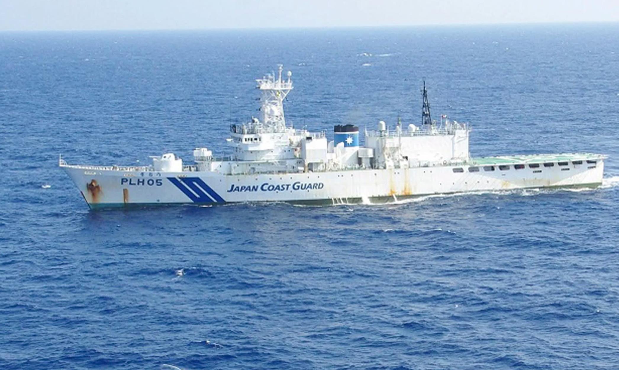 Σύγκρουση Ιαπωνικού πλοίου με σκάφος της Βόρειας Κορέας