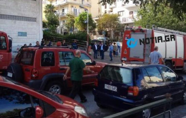 Ηλιούπολη: Οδηγός καταπλακώθηκε από το φορτηγό του σε πασίγνωστο σουπερμάρκετ [pics]