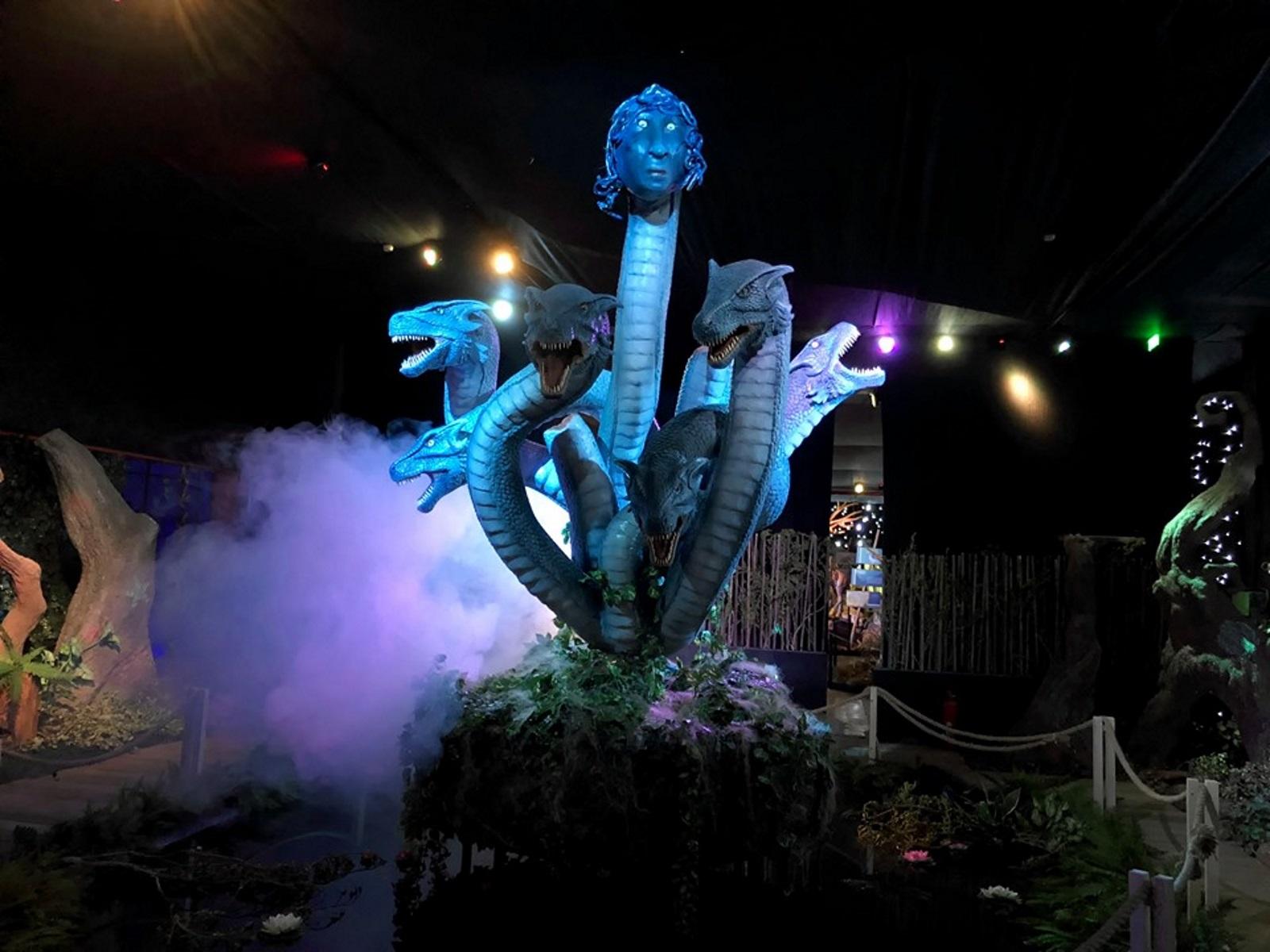 «Ηρακλής – Οι 12 Άθλοι»: Το μυθολογικό πάρκο ανοίγει στο Περιστέρι!