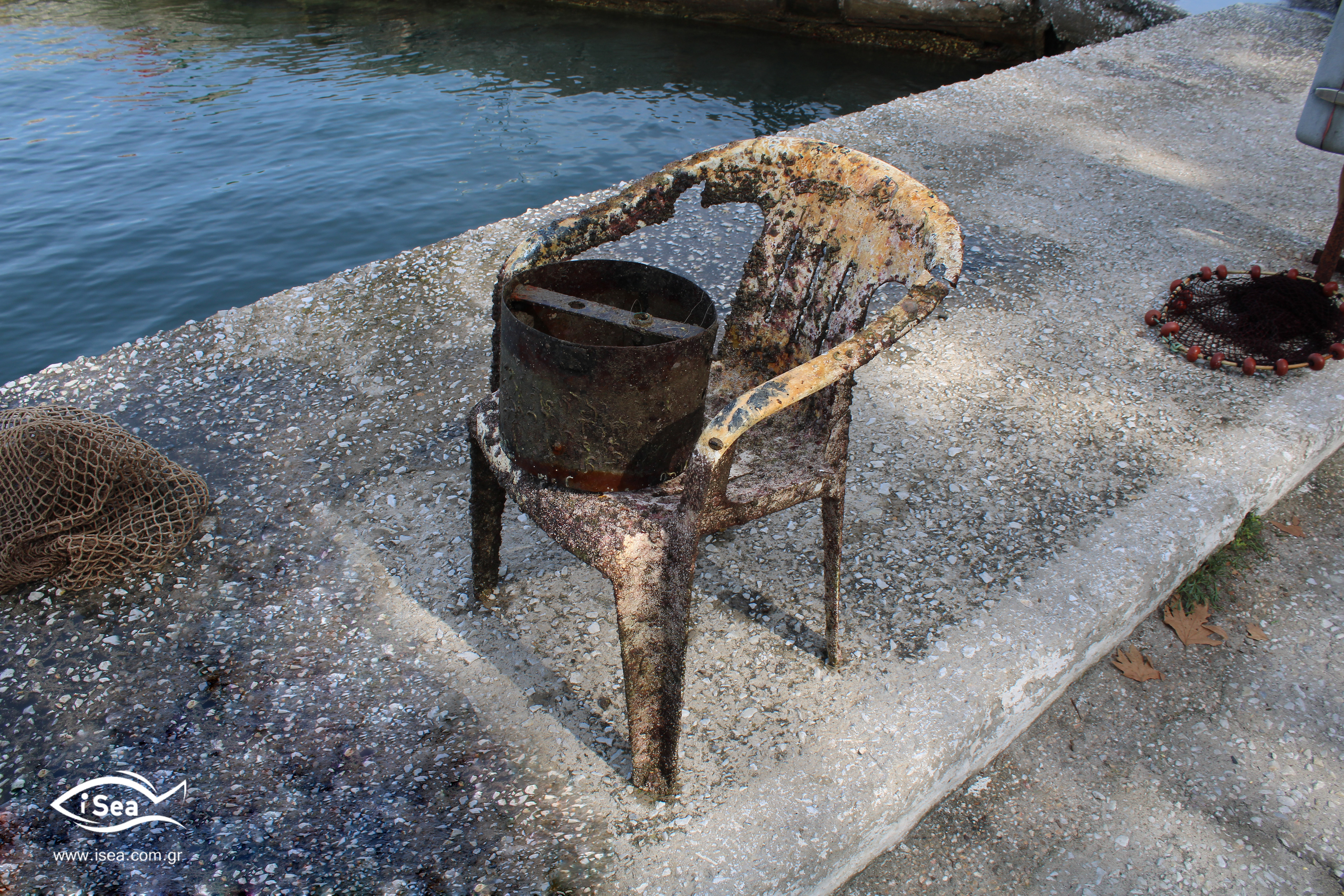 Θάσος: Ο καθαρισμός του βυθού αποκάλυψε αυτές τις εικόνες – Η ρύπανση της θάλασσας [pics]