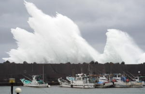 Ιαπωνία: Τους 74 έφτασαν οι νεκροί από τον τυφώνα Χαγκίμπις