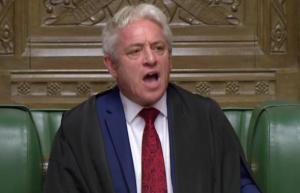 """Brexit: Νέο """"χαστούκι"""" στον Τζόνσον από το Κοινοβούλιο!"""