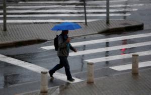 Καιρός – meteo: Βροχές και καταιγίδες το Σάββατο 19/10!
