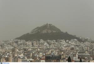 Αποπνικτικός ο καιρός την Πέμπτη! Σκόνη, συννεφιά αλλά και υψηλές θερμοκρασίες