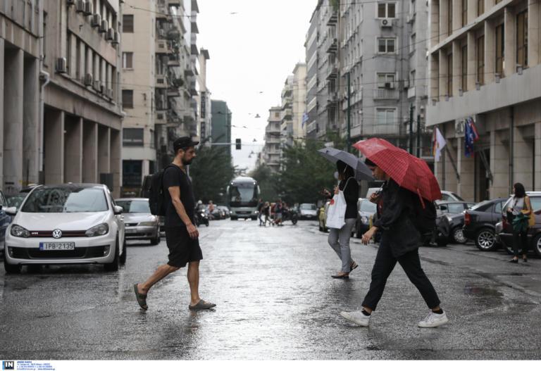 Καιρός: Θα παρουσιάσει βελτίωση το Σάββατο – Υποχωρούν οι καταιγίδες