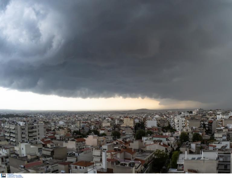 Καιρός αύριο: Βροχές και καταιγίδες τοπικά ισχυρές – Βουτιά της θερμοκρασίας!