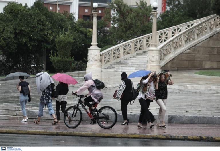 Καιρός σήμερα: Πού θα πέσουν βροχές και καταιγίδες – Πτώση της θερμοκρασίας!