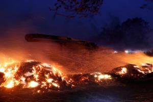 Καλιφόρνια: Σε κατάσταση έκτακτης ανάγκης η πολιτεία από την μεγάλη φωτιά