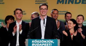 """Μετά τον Ερντογάν, ο Όρμπαν! """"Έχασε"""" τη Βουδαπέστη στις δημοτικές εκλογές"""
