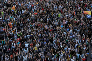Καταλονία: Νέες μεγάλες διαδηλώσεις στην Βαρκελώνη