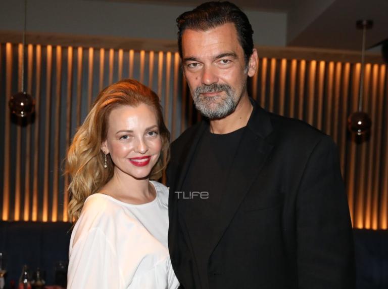Κωνσταντίνος Καζάκος – Ιωάννα Μαρτζούκου: Βγαίνουν ραντεβού όπως ακριβώς τον πρώτο καιρό!