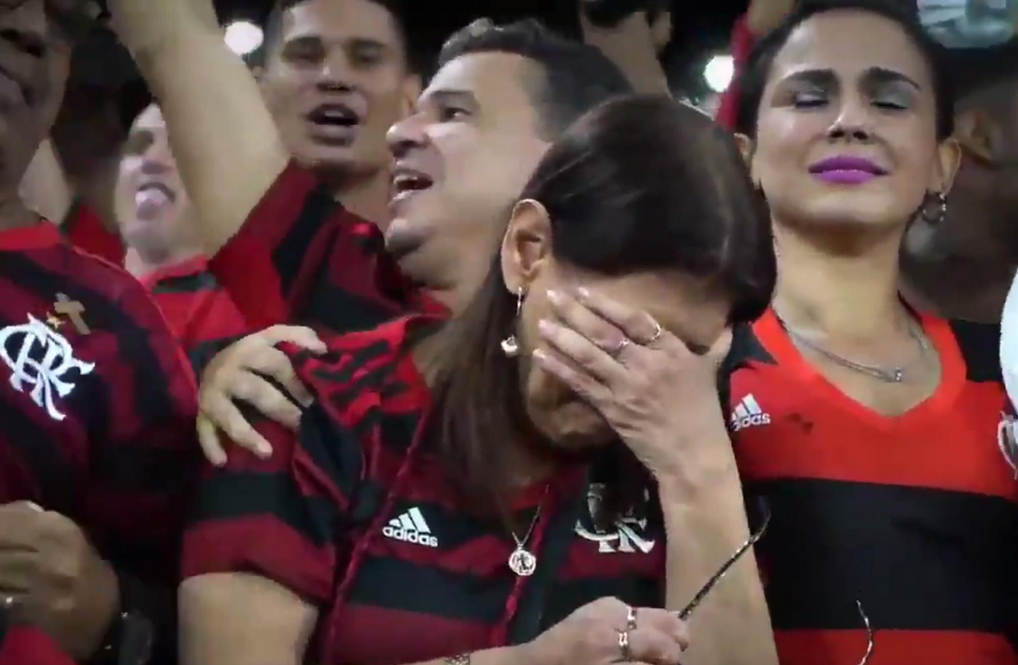 Και κλάμα η... Βραζιλιάνα κυρία! Φοβερές εικόνες από γήπεδο στη Λατινική Αμερική - video
