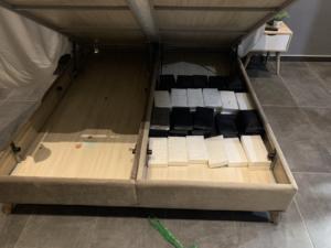 Εξάρθρωση μεγάλου κυκλώματος: Ήθελαν να πουλήσουν 104 κιλά κοκαΐνη από τη Λατινική Αμερική
