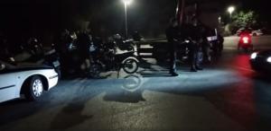 """Χρυσοχοΐδης για τα… """"Fast and Furious"""" στο Λυκαβηττό – video"""