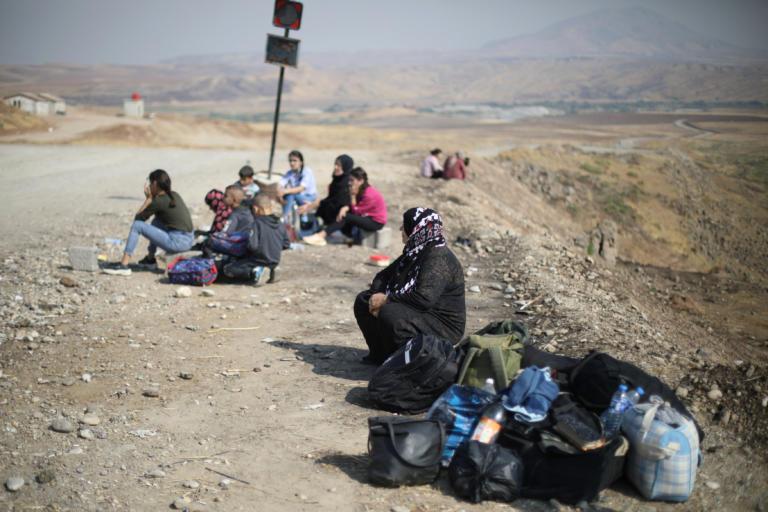 """Συρία: Αποχώρησαν οι Κούρδοι από την """"ασφαλή ζώνη"""""""