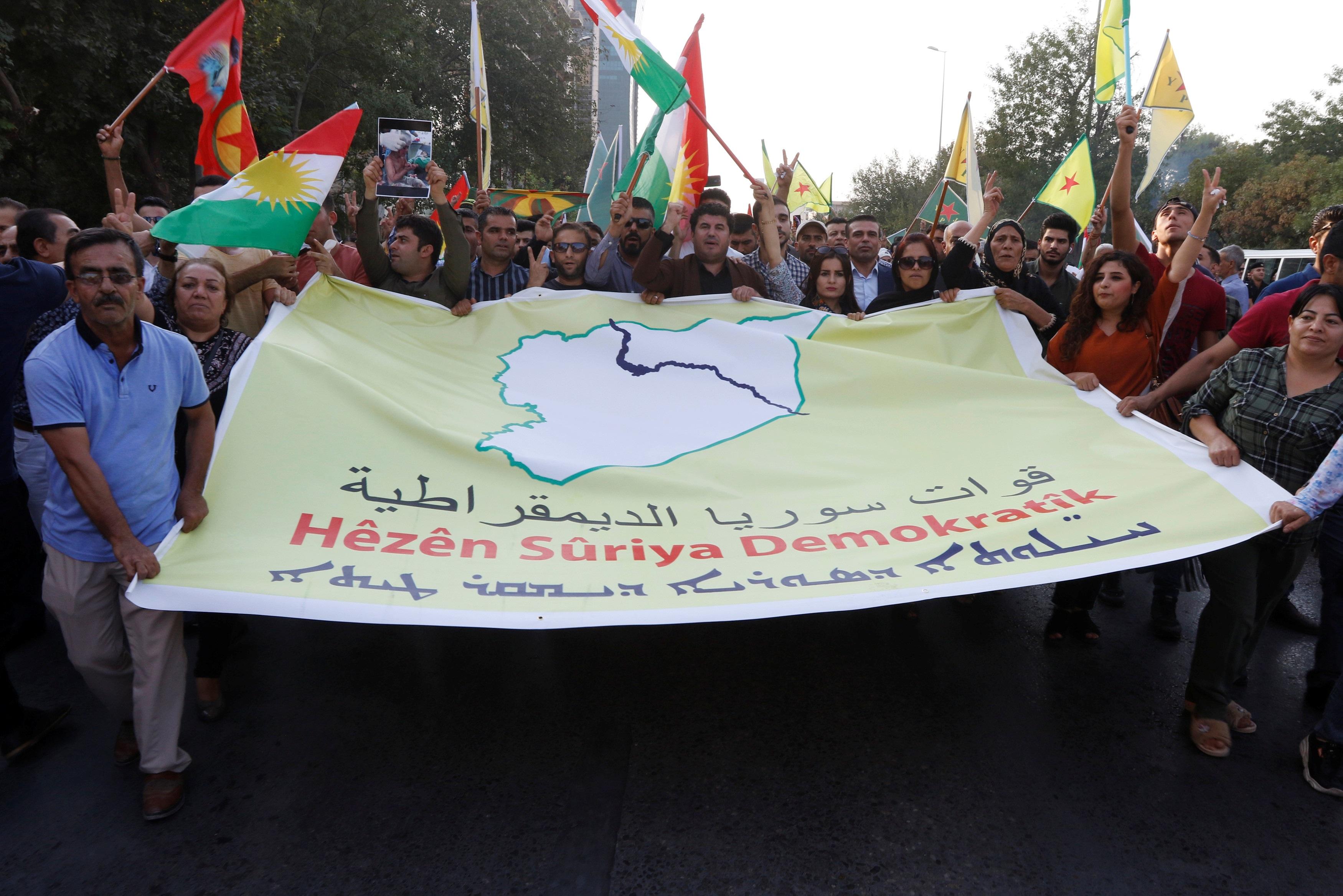 Διπλωματικός πυρετός στη Μόσχα για την τουρκική εισβολή στη Συρία