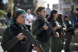 """Συρία: Υπέρ του γερμανικού σχεδίου για """"ζώνη ασφαλείας"""" τάσσονται οι Κούρδοι"""
