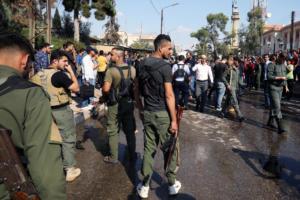 Συρία: Η κυβέρνηση καλωσορίζει την αποχώρηση των Κούρδων από τα σύνορα με Τουρκία