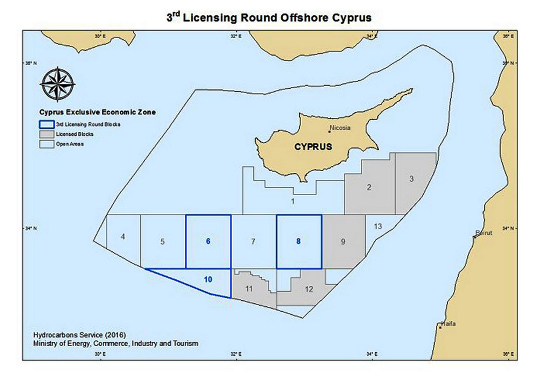 Ανάβει φωτιές σε Αθήνα, Λευκωσία, Βρυξέλλες η «εισβολή» της Τουρκίας στην κυπριακή ΑΟΖ!