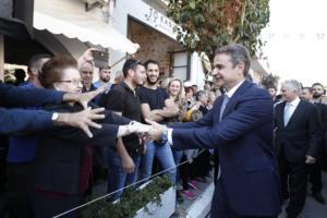 28η Οκτωβρίου – Κυριάκος Μητσοτάκης: Μήνυμα της ενότητας και του οράματος για μια καλύτερη Ελλάδα