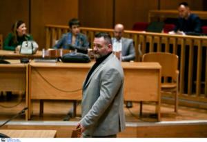 """Δίκη Χρυσής Αυγής – Λαγός: """"Περαστικός"""" ο Ρουπακιάς – «Δεν ενημέρωσα τον Μιχαλολιάκο»"""