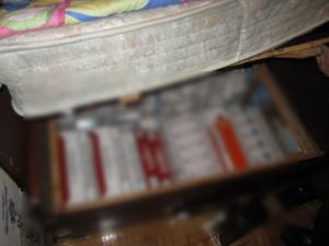 Κατασχέθηκαν 640 πακέτα λαθραία τσιγάρα από το «BLUE STAR ΠΑΤΜΟΣ»