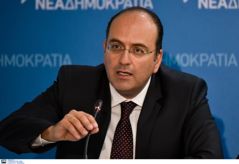 Λαζαρίδης: Νέο, ευέλικτο δόγμα εξωτερικής και αμυντικής πολιτικής