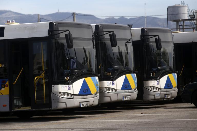 Αλλαγές σε δρομολόγια λεωφορείων και συγχωνεύσεις γραμμών ανακοίνωσε ο ΟΑΣΑ