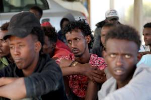 Λιβύη: Διασώθηκαν πάνω από 500 πρόσφυγες και μετανάστες μέσα σε μια εβδομάδα