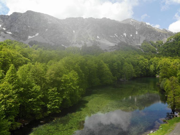 Οι άγνωστες αλπικές λίμνες στην Πίνδο [pics]