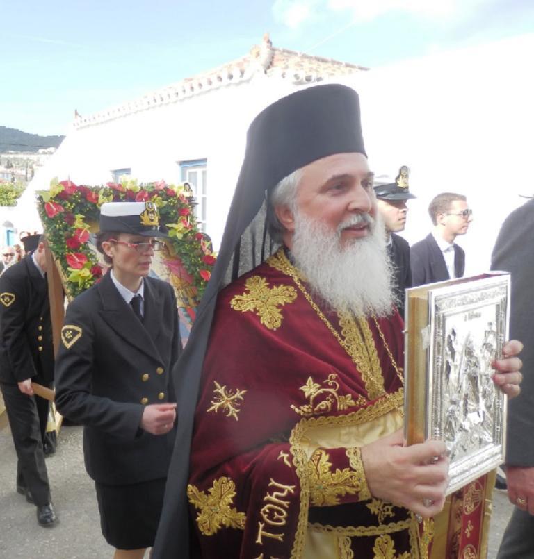 Νέος Μητροπολίτης Λήμνου ο Αρχιμανδρίτης Ιερόθεος Καλογερόπουλος