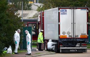 Νέες αποκαλύψεις για το φορτηγό του θανάτου με τους 39 νεκρούς στο Έσεξ