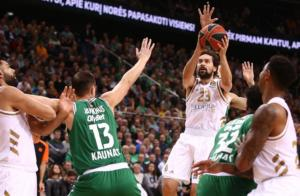 Euroleague: Η Ζαλγκίρις «υπέταξε» τη Ρεάλ με σούπερ ΛεΝτέι! Όλα τα αποτελέσματα της βραδιάς – videos