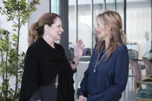 Τα ελληνικά της Σούζαν Πομπέο στην Μαρέβα και το κοπλιμέντο στον Μητσοτάκη [Pics, video]