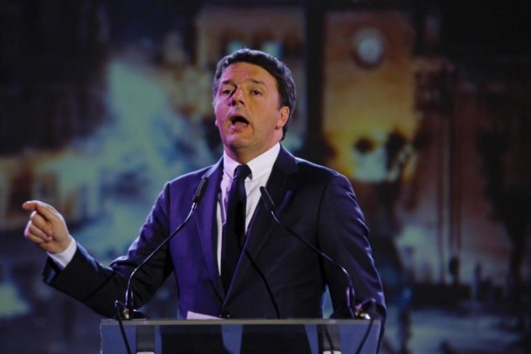 Ο Ρέντσι απειλεί με μηνύσεις για συκοφαντία ελληνοαμερικάνο πρώην σύμβολο του Τράμπ