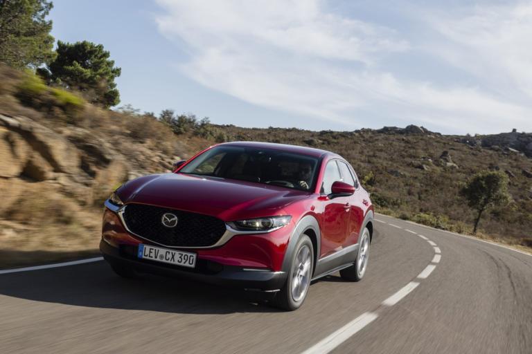 Οι τιμές του νέου Mazda CX-30 στην Ελλάδα