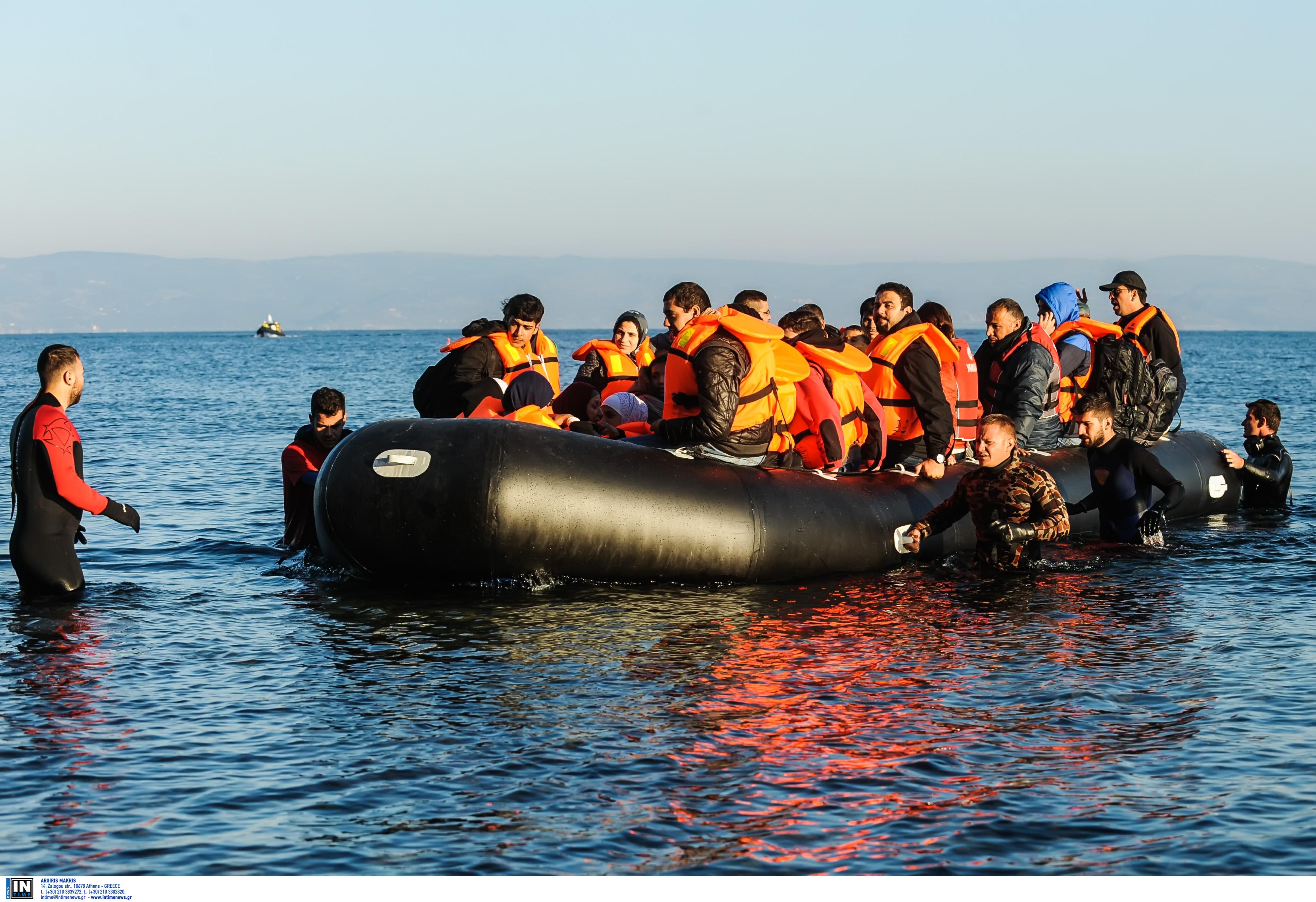 Μεσσηνία: Ιστιοφόρο με αβοήθητους πρόσφυγες και μετανάστες – Έσπευσαν στο σημείο παραπλέοντα πλοία!