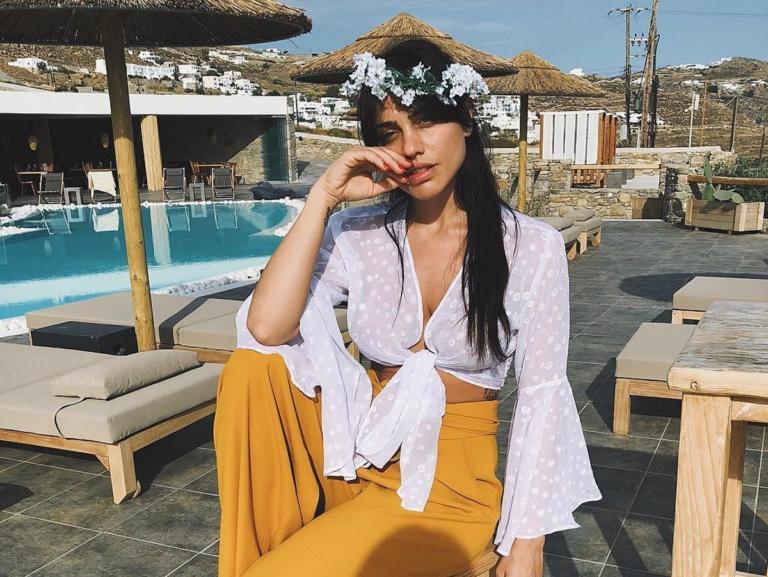 Κόνι Μεταξά: Τώρα και παρουσιάστρια! Η αινιγματική ανάρτηση στο Instagram