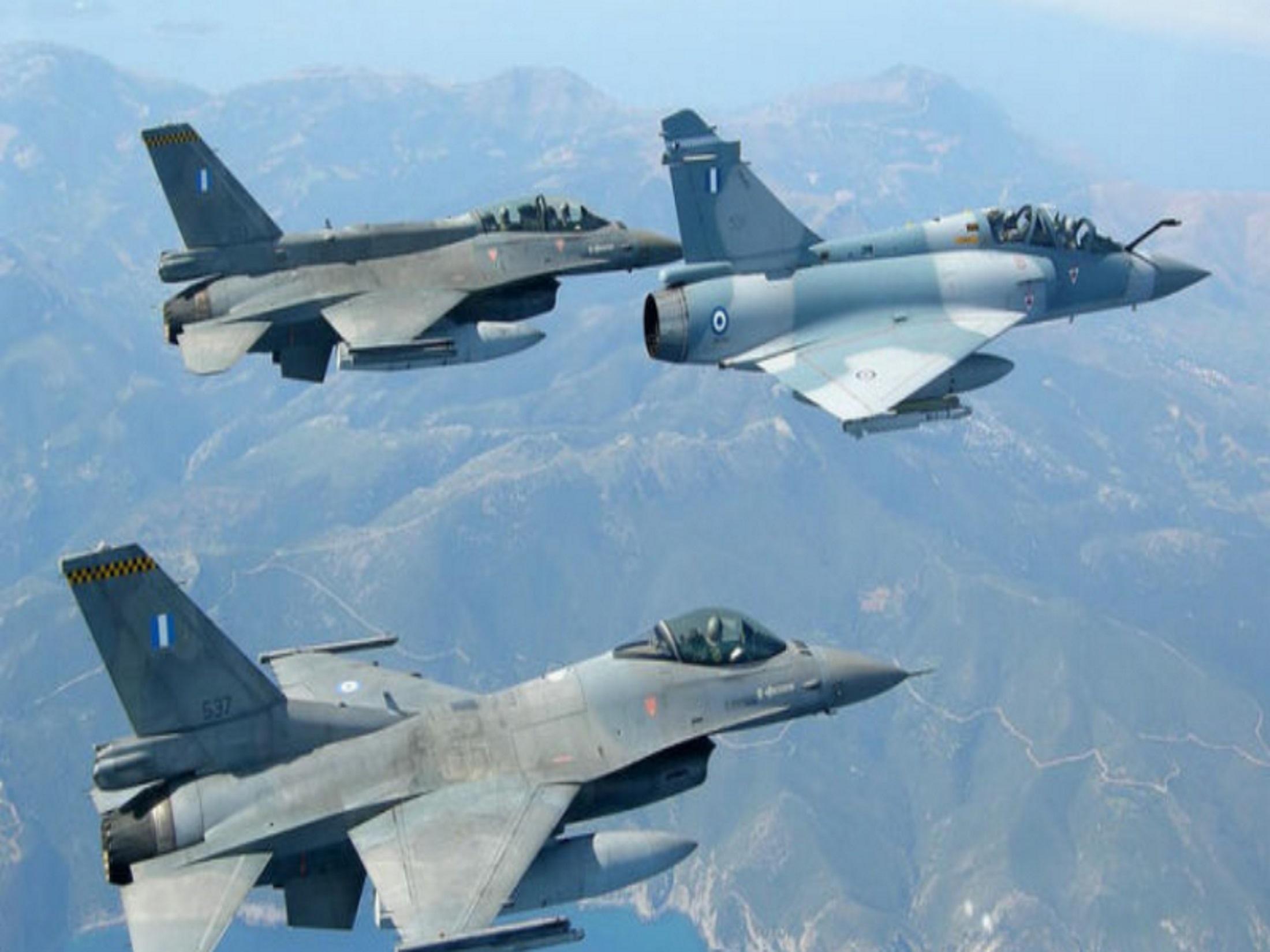 """Ελεγκτικό Συνέδριο για """"καθυστερήσεις"""" του προγράμματος αναβάθμισης των αεροσκαφών MIRAGE"""