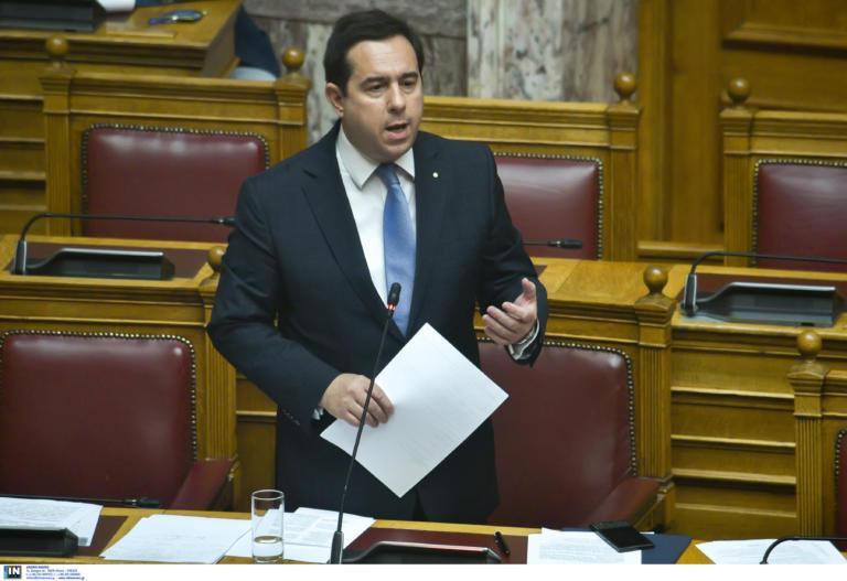 Μηταράκης: Θα τηρήσουμε τις αποφάσεις του ΣτΕ για τις συντάξεις