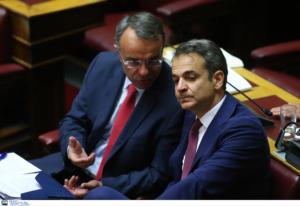 """Προϋπολογισμός: """"Μειώνουμε φόρους όπως είχαμε δεσμευτεί"""" το μήνυμα της κυβέρνησης!"""
